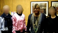 Vice principal costume
