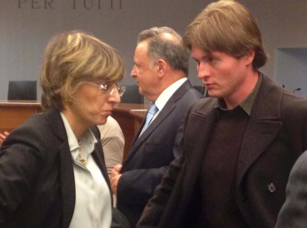 Raffaele Sollecito Amanda Knox murder trial