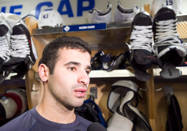 Nazem Kadri suspension