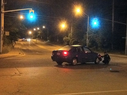Georgetown crash seriously injures longboard rider | CP24 com