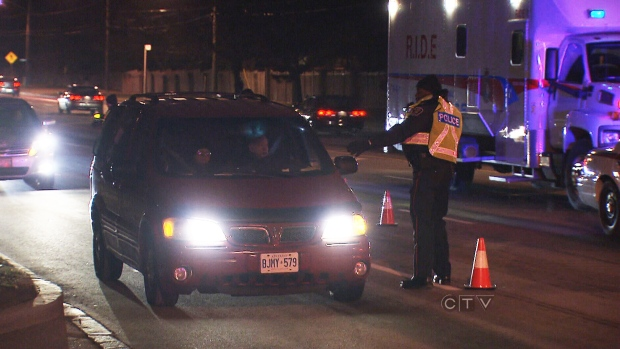 Super Bowl DWI crackdown set to begin