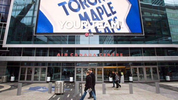 The Air Canada Centre is being renamed Scotiabank Arena