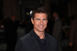 "This Dec. 10, 2012 file photo shows actor Tom Cruise at the world premiere of ""Jack Reacher,"" held at the Odeon Leicester Square, in London. (Photo by Jon Furniss/Invision/AP)"