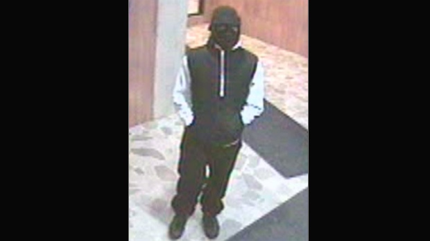 On Saturday, Dec. 28, 2013, police released this photo a of a suspect wanted in connection with a Dec. 27, 2013 sexual assault in the Jane Street and Sheppard Avenue area.