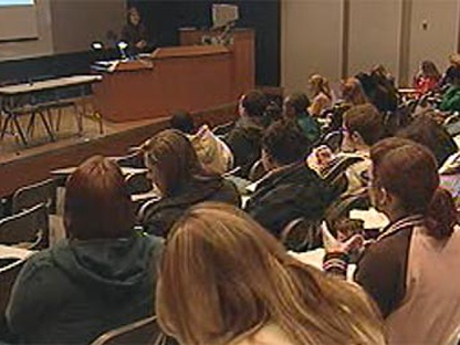 Classes could be disrupted at Ontario's 24 colleges if a strike occurs Sept. 1.