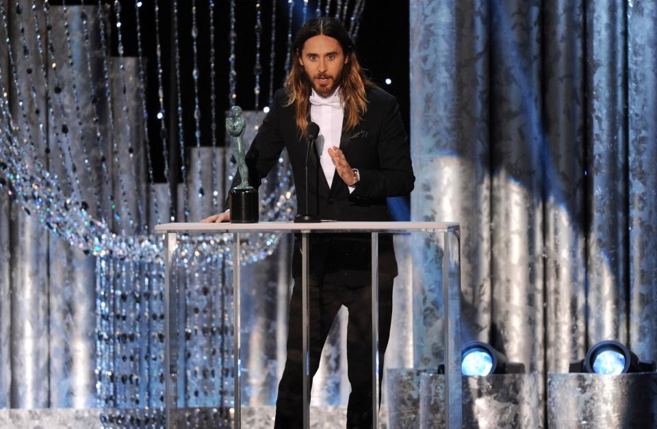 'American Hustle' wins top honour at SAG Awards | CP24.com