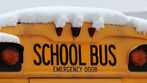 School Closures Toronto: School Closures And School Bus Cancellations For Monday