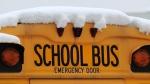 School bus cancellations in Ontario