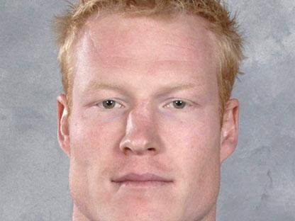 Former Toronto Maple Leaf Wade Belak.