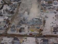L'Isle-Verte seniors residence fire