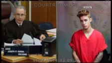 Justin Bieber charged resisting arrest, DUI
