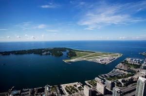 Billy Bishop island airport