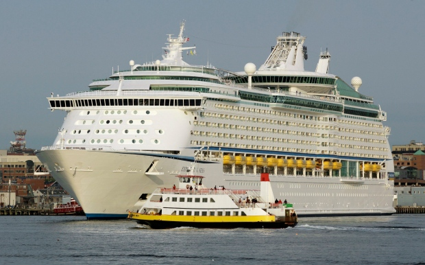 281 people sick aboard Royal Caribbean cruise ship