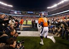 Denver Broncos Peyton Manning Super Bowel XLVIII