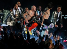 Super Bowl Halftime Show Bruno Mars Chili Peppers