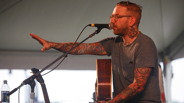 city and colour opts out of performing at junos. Black Bedroom Furniture Sets. Home Design Ideas