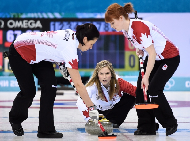 Canada Crushes China In Women's Curling Opener