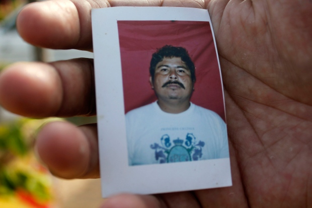Body of Mexican journalist found after kidnapping