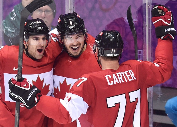 Canada defeats Finland in overtime