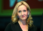 In this file photo dated Thursday, Sept. 27, 2012, British author J.K. Rowling poses for photographers at the Southbank Centre in London. (AP Photo/Lefteris Pitarakis, FILE)