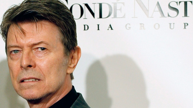 Performance of David Bowie musical in NYC becomes a memorial