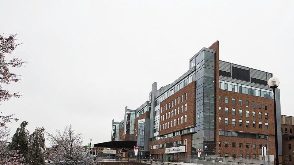 Ontario Truck Parts >> Patient at Toronto's Sunnybrook Hospital tests negative ...
