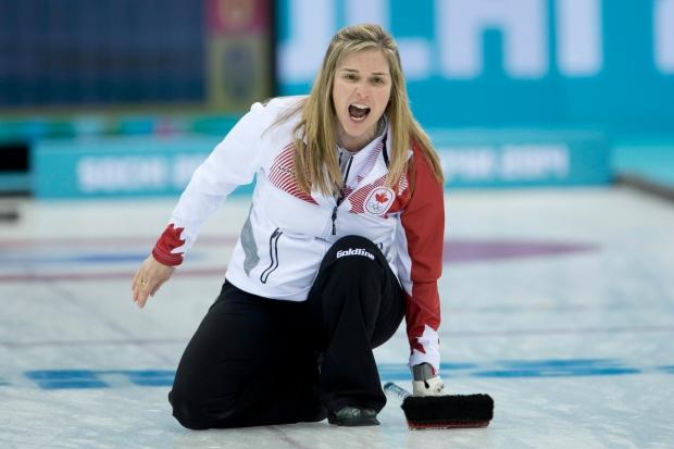Jones Curling Gold Jennifer Jones Women's Curling