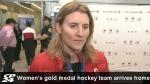 Women's hockey team, Sochi