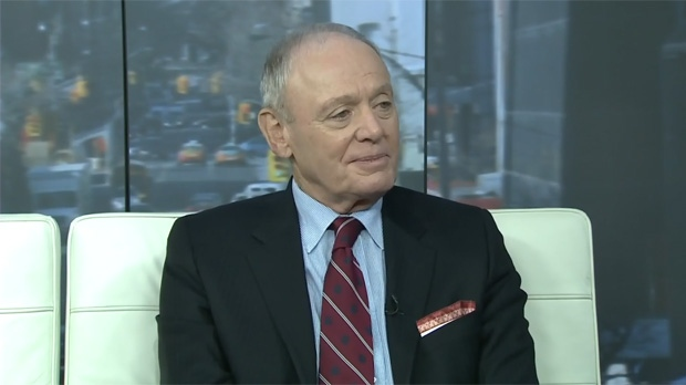 Progressive Conservative MPP and former deputy mayor Doug Holyday sits down for an interview with Stephen LeDrew Thursday, March 6, 2014.