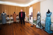 Rob Ford attends Downton abbey costume display