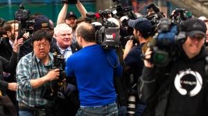Mayor Ford, Toronto, crack video, scandal