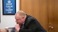 Mayor Rob Ford, Toronto, drug scandal