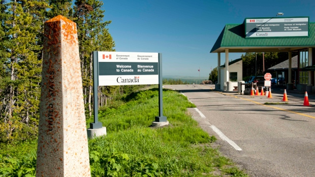 Canada Border Services Agency CBSA file