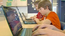 Ontario schools online
