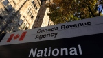 The Canada Revenue Agency headquarters in Ottawa is shown. (The Canadian Press/Sean Kilpatrick)