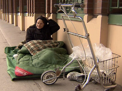 homeless, cp24 stock, generic