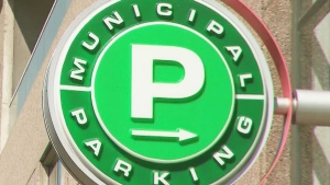 CTV Toronto: Paying the parking meter
