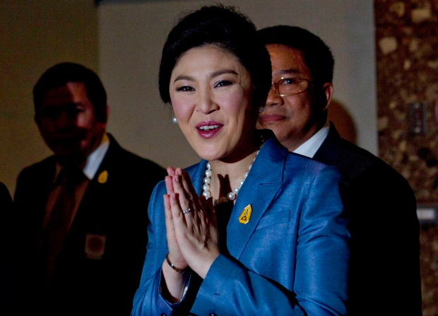 Thailand's PM ordered to step down