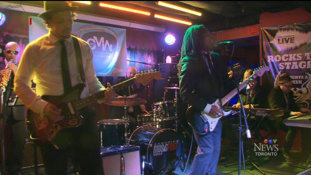 CTV Toronto: CMW a great time for music lovers