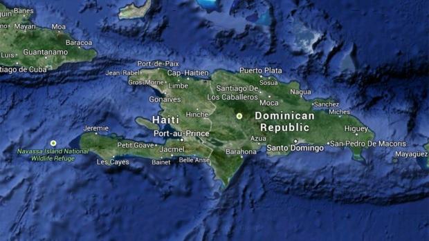 Man claims Columbus' ship found off Haiti