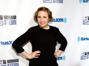 "In this Jan. 31, 2014 file photo, actress Lena Dunham attends ""Howard Stern's Birthday Bash,"" presented by SiriusXM, at the Hammerstein Ballroom in New York. (Photo by Evan Agostini/Invision/AP, file)"