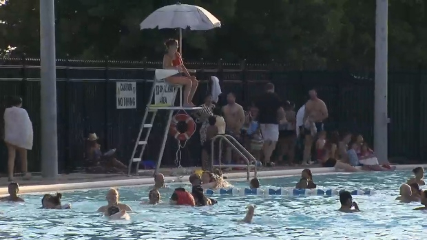 City Of Toronto To Open 12 Outdoor Pools This Weekend Followed By 46 More June 21