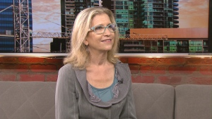 Thornhill MPP Gila Martow sits down for an interview with CP24 Monday June 16, 2014.