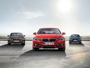 The 2014 BMW 320i xDrive. BMW.CA