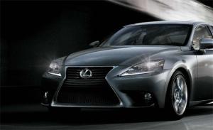 2014 Lexus IS 350 F Sport. LEXUS.CA.