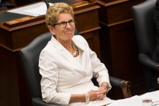 Throne speech promises big spending, major restraint