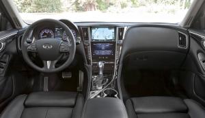 2014 Infiniti Q50 Interior