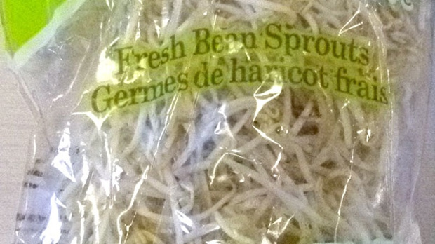 Fresh Sprouts brand Fresh Bean Sprouts