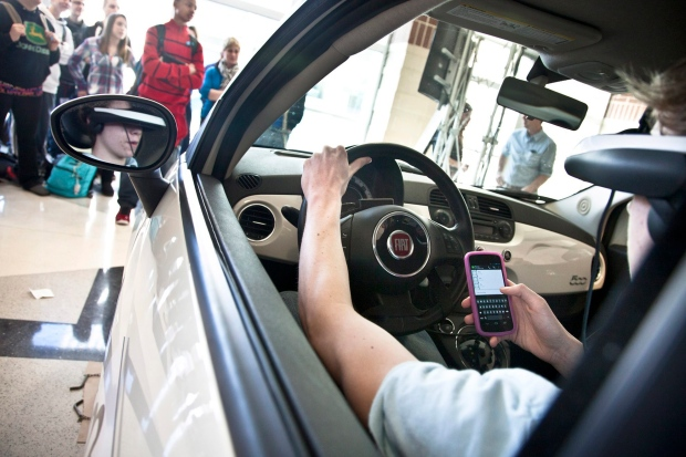texting and driving is dangerous for Free essay: technologies in the ways of communications have improved greatly over the last 10 to 15 years for years, we relied on a land line connection to.