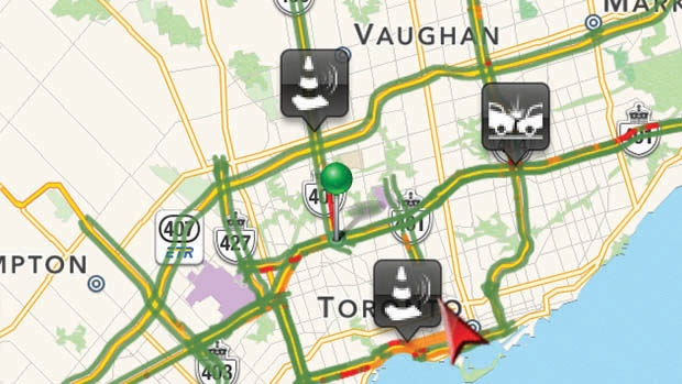 Traffic Alert How it Works